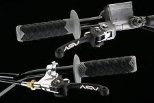 ASV C/5 Brake/Clutch Levers SET KTM 300 XC / XCW (2006-2013) C5 Shorty Black