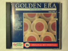 CD Golden era of pop music vol. 2 BYRDS DONOVAN BILLY SWAN COME NUOVO LIKE NEW