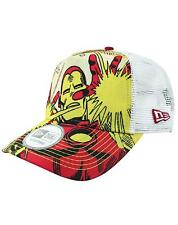 NEW Era AVENGERS IRON MAN CAMIONISTA Cappello