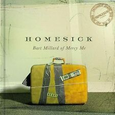 Homesick by Bart Millard (2005, Hardcover)  DVD Featuring Homesick,By MercyMe