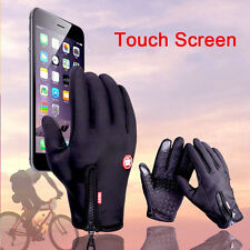 Touch Screen Driving Gloves Waterproof Windproof Outdoor Sport Unisex Hot Glove