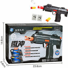 2 in 1 Water Crystal Paintball  Soft Bullet Nerf Gun Toy Pistol Toy CS Game Toy