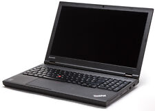 Lenovo ThinkPad W540 i7 4800MQ 2.7GHz 8GB 256GB SSD 2GB K1100M 2880x1620 Win 10