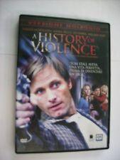 A HISTORY OF VIOLENCE - DVD EX NOLEGGIO - VIGGO MORTENSEN - ED HARRIS