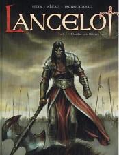 Lancelot 1, Splitter