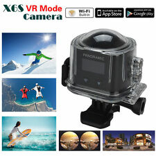 360 Camera 4k Wifi Panoramic Camera 2448*2448 16MP HD 360 Degree Video DVR