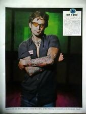 COUPURE DE PRESSE-CLIPPING : TOMMY LEE (Mötley Crüe)  09/2010 New York 1997