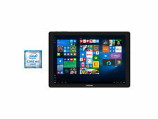 "Samsung Galaxy Tab Pro S Black Verizon 12"" Wi Fi Tablet 128GB Windows 10 Home"