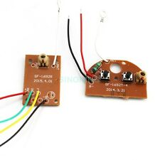 2pc Two-way 2CH remote control 27MHZ radio channel module transmitter+receiver