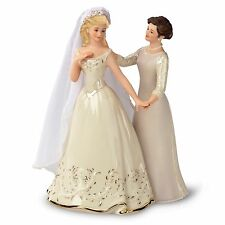 New Mother's Loving Touch Bone China Porcelain Figurine by Lenox - Blonde
