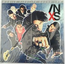 INXS X MOBILE FIDELITY SOUND LAB LIMITED EDITION LP Sealed
