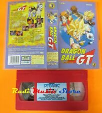 film VHS DRAGON BALL GT DELUXE COLLECTION NR. 3  DeAgostini 1997   (F50) no dvd