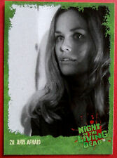 NIGHT OF THE LIVING DEAD - 1968 film - Card #20 - Judy Afraid - Unstoppable