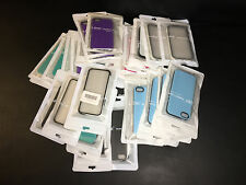 50 Wholesale Cell Phone iPhone 5 5S 5C SE Case Lot Silicon TPU Hard Skin Random