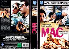 VHS -- MAC -- (1992) - John Turturro - Ellen Barkin