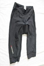 New Louis Garneau Women's Request Cycling Bike Knickers Padded Medium NWT