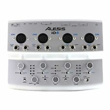 Alesis iO4 USB 4-Channel 24-Bit Recording Studio Audio Interface i04