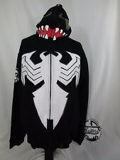 Men's CLH creating limitless heights Venom Spiderman rare Hoodie sweater XL bape