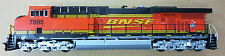 Overland OMI AA 1263-1 BNSF 7695 ES44DC DCC/Sound Equipped Brass HO