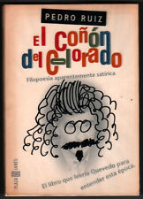 EL COÑON DEL COLORADO - PEDRO RUIZ - ILUSTRACIONES