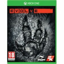Evolve Game XBOX One Brand New