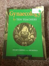 STUART CAMPBELL, GYNAECOLOGY, BY TEN TEACHERS