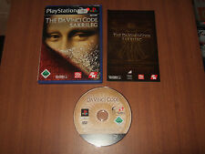 The Da Vinci Code Sakrileg für Playstaton 2 / PS2
