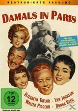 DVD DAMALS IN PARIS - RESTAURIERTE FASSUNG + DOKUMENTATION ELIZABETH LIZ TAYLOR