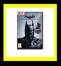 Batman Arkham Origins (Deathstroke DLC) Game PC 100% Brand New