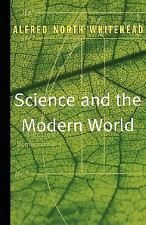 Science and the Modern World by Alfred North Whitehead (1997, Paperback)