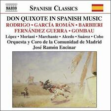 Don Quixote in Spanish Music