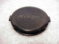 OEM Origiinal Nikon 52mm Made in Japan Cap & Nikon 52mm L37c UV/Haze Filter,Used