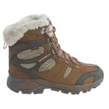 8 M MERRELL KIANDRA Women's Hiking Outdoor Boots - Waterproof Insulated