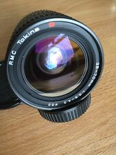 Tokina RMC  MC 28-70mm f/3.5-4.5 Olympus OM fit  Macro Lens MINT
