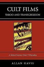Cult Films: Taboo and Transgression, Movies, Textbooks, Nonfiction, Entertainmen