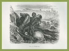Napoleone Bonaparte Morte di Jozef Poniatowski Lipsia Histoire de Napoléon
