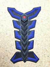 3D Rubber Motorbike Motorcycle Tank Pad Protector Suzuki GSF GSXR GSR Bandit Etc