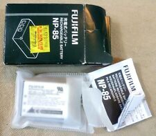 Fotografía-Batería Recargable Fujifilm NP-85 DC12-Japón-Ex Tienda Stock