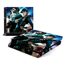Skin Decal Cover Sticker for Sony PlayStation 4 PS4 - Resident Evil RE03