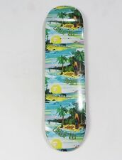 A BATHING APE x UNDEFEATED Island Blue Skateboard Deck Bape