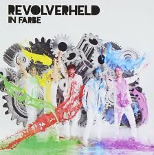 Revolverheld - In Farbe SONY RECORDS CD 2010