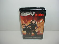 Spy Kids VHS Video Tape Movie Clamshell