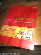 Lot Lucky Luke Les Dessous d'une Creation- La Diligence -Le Pied-Tendre+asterix