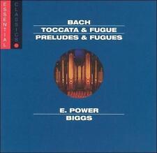 J.S. Bach : Toccata & Fugue/Pre & Fugues CD (2002)