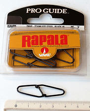 Agrafe leurre Rapala Pro Guide / Rapala Pro Guide stainless steel snap #5