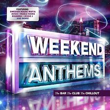 Weekend Anthems (NEW 3xCD) Rihanna Jessie J Rizzle Kicks Gotye Lana Del Rey