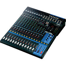 Yamaha MG16XU - 16-Input Mixer w/ Built-In FX + 2-In/2-Out USB Interface In Box!