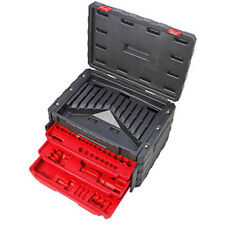Craftsman 4 Drawer Tool Storage Box For 263pc Tool Set Mechanics Wrenches