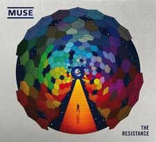 Muse The Resistance Vinyl LP New (2 Discs)