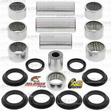 All Balls Swing Arm Linkage Bearings & Seal Kit For Suzuki RM 250 1998 Motocross